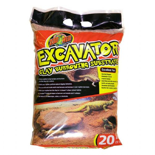 ZM Excavator Clay Substrate, 9Kg XR-20